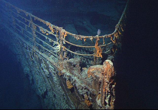 Xác tàu Titanic