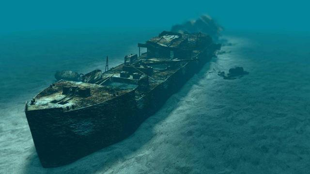 Tàu SS Thistlegorm