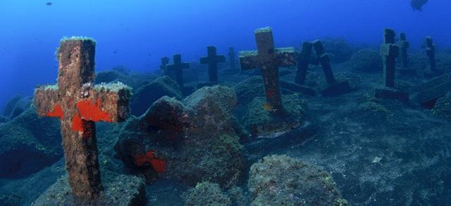 Nghĩa trang dưới đáy biển Las Cruces de Malpique