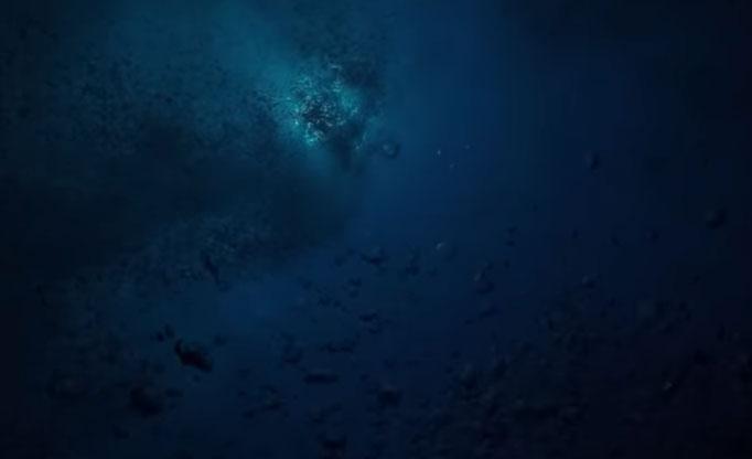 Ánh sáng không thể chạm tới Rãnh Mariana biến nó thành một khu vực tối đen như mực.