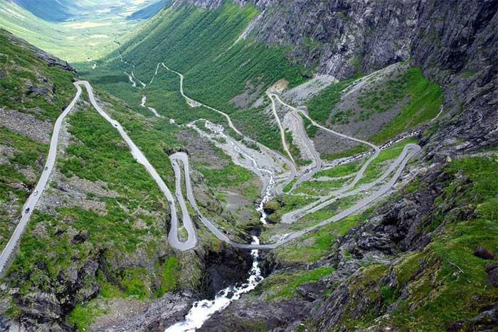 Đường Trollstigen