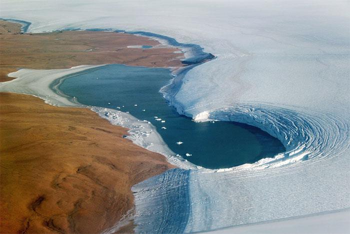 Khí hậu Trái đất trong Thời kỳ băng hà cuối cùng vẫn tiếp tục rơi vào cảnh băng giá