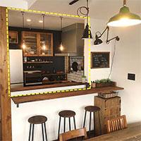 Tại sao trong nhà bếp của người Nhật không có cửa sổ mà vẫn sáng sủa?