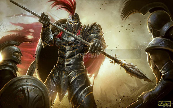 Ares - thần chiến tranh