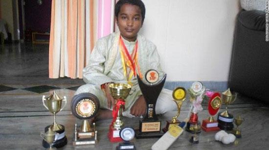 Nỗ lực luyện tập sau chấn thương sọ não của Bhanu đã được đến đáp bằng giải cao trong các kỳ thi