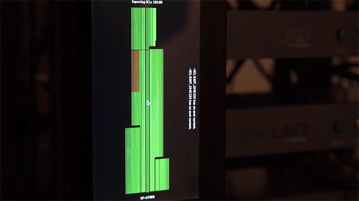 Hệ thống điều khiển có khả năng cho biết vị trí bóng đèn gặp sự cố