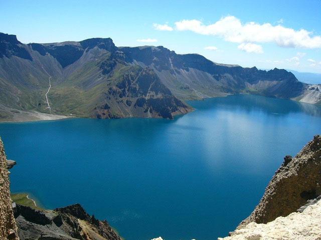 Trữ lượng nước hồ lên tới khoảng 2 tỷ tấn nước ngọt.