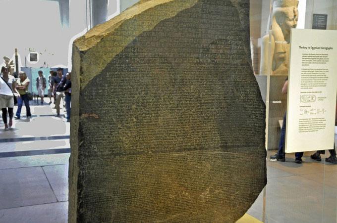 Tảng đá Rosetta