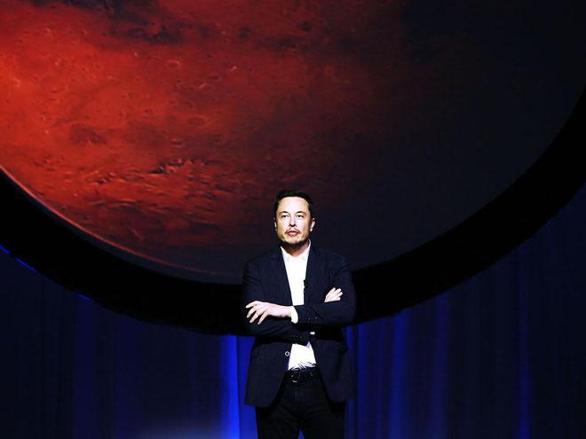 Elon Musk vẫn đeo bám mục tiêu định cư trên sao Hỏa.