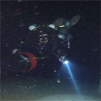 Bí ẩn những hố xanh trong lòng đại dương