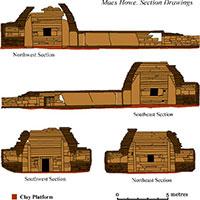 Phát hiện đường vào... thế giới khác trong ngôi mộ cổ lừng danh 5.000 tuổi
