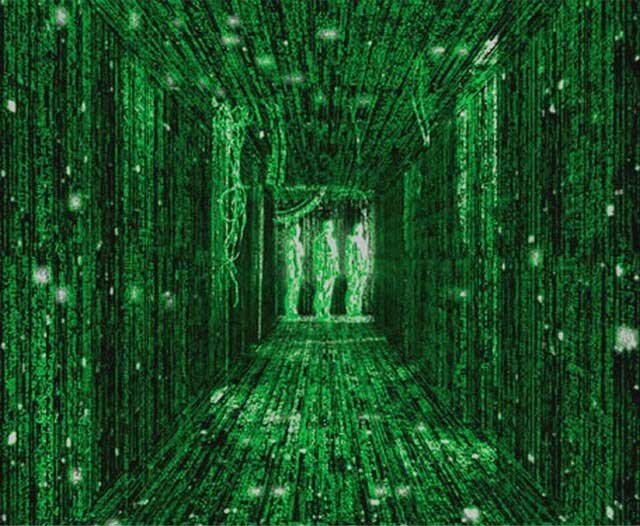 Con người thường lo sợ AI sẽ tạo ra thực tại ảo, khiến chúng ta không thể nhận biết như trong phim Ma trận.