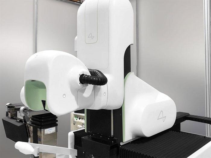Thân robot là bộ phận đảm nhiệm điều khiển chuyển động