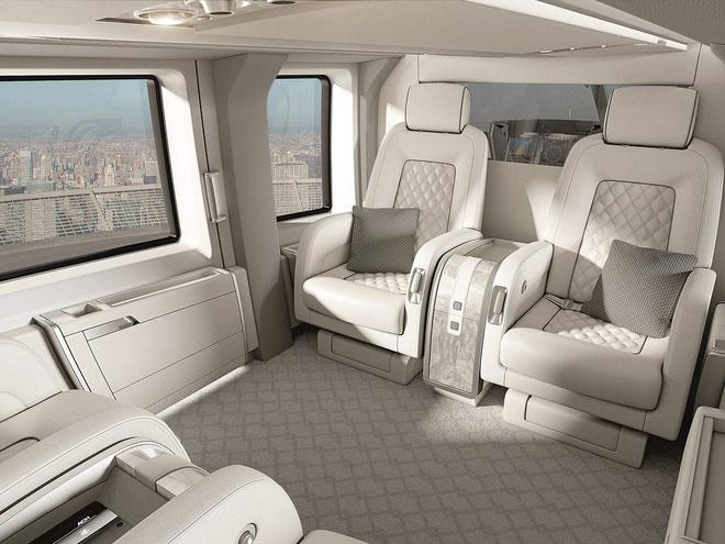 Công ty Pagasus Design đã thiết kế nên không gian nội thất siêu sang với cửa sổ cỡ lớn