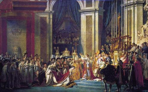 Lễ đăng quang của Napoleon