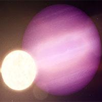 Lần đầu tiên phát hiện hành tinh khổng lồ quay quanh ngôi sao chết
