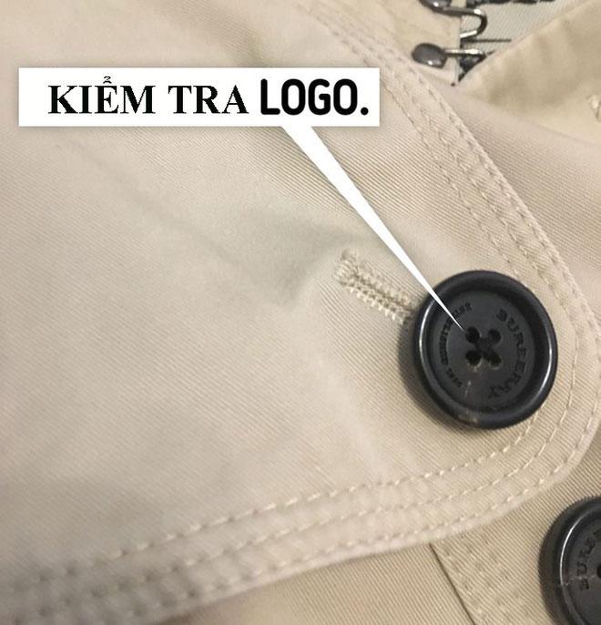 Kiểm tra khuy áo
