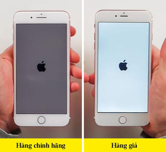 Kiểm tra chất lượng màn hình điện thoại