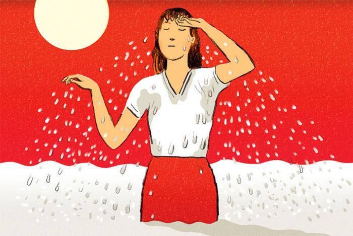 Chế độ ăn ít carbohydrate được cho là nguyên nhân chính dẫn đến mồ hôi có mùi amoniac.