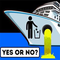 Nước thải trên tàu du lịch sẽ đi về đâu, xử lý thế nào?