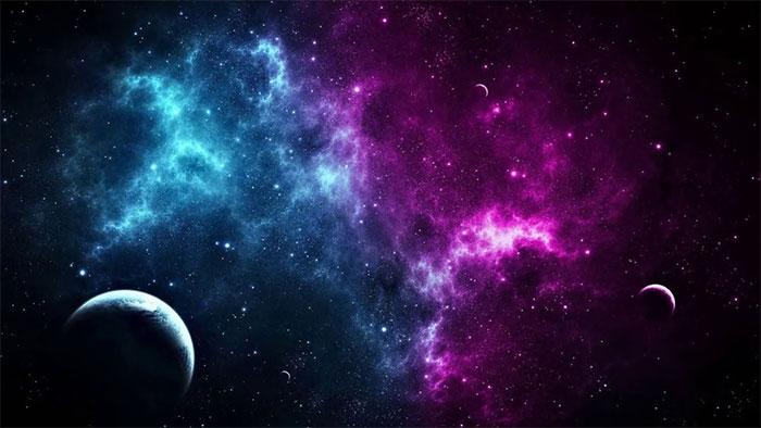 Vũ trụ là một môi trường chân không gần như tuyệt đối