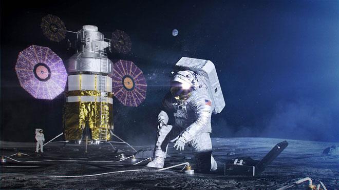 NASA chỉ còn 4 năm để chứng minh quyết tâm của mình.