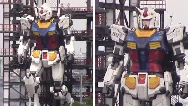 Robot được chế tạo tại nhà máy ở Yokohama, Nhật Bản