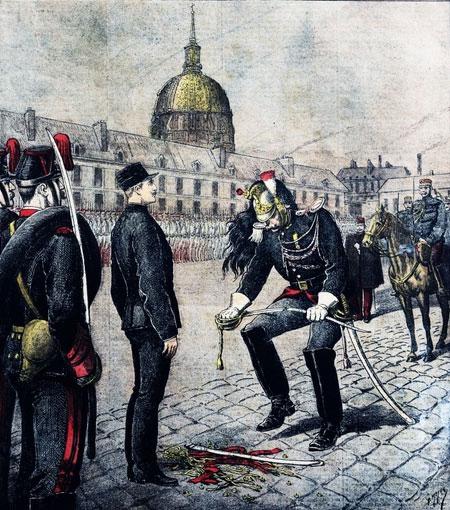 Buổi hạ bệ Dreyfus.
