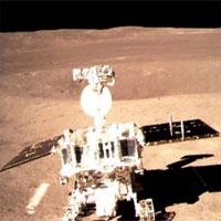 Bức xạ trên Mặt trăng cao gấp 200 lần Trái đất
