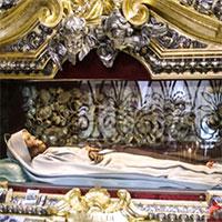 """""""Bất ngờ"""" về cái chết của nữ thánh thời Trung cổ St Rose"""