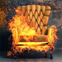 Vì sao một số vật có thể chống cháy?