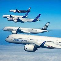 Máy bay chở khách trong tương lai có thể bay theo đàn như chim