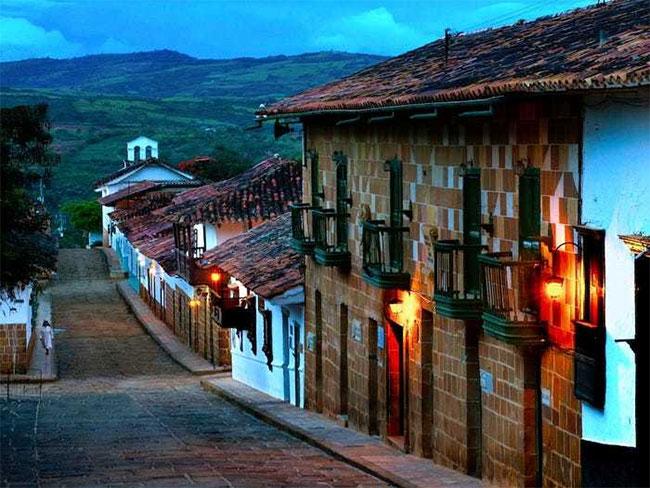 Thị trấn Barichara