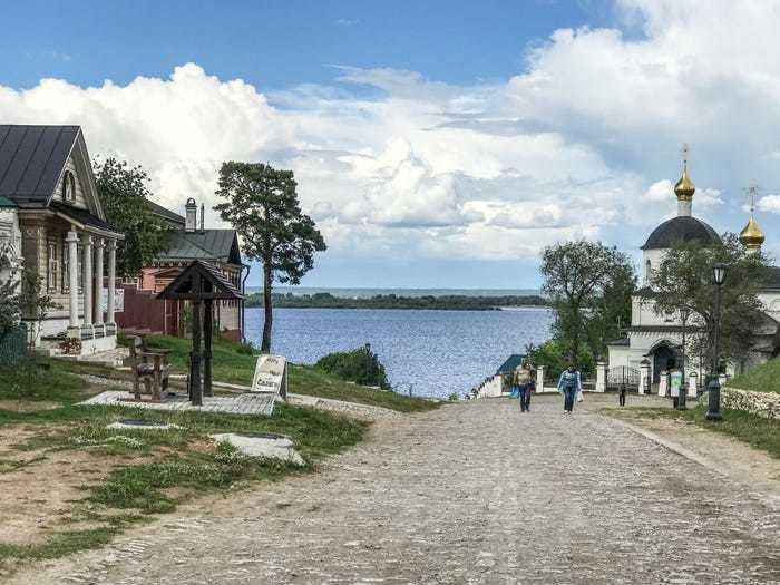 Thị trấn Sviyazhsk