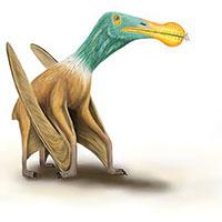 """Kinh hoàng """"quái vật khỏa thân"""" biết bay, ăn thịt cả khủng long"""