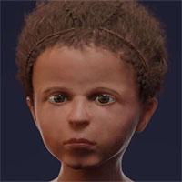"""Tái tạo thành công """"chân dung xác ướp"""" cậu bé Ai Cập"""