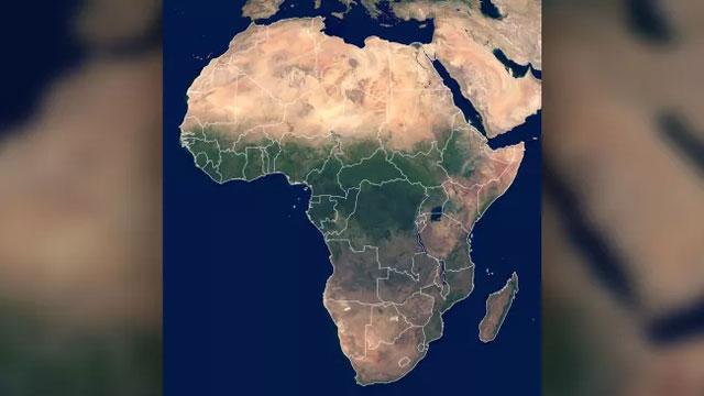 Sa mạc Sahara, Bắc Phi