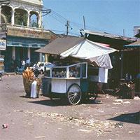 Ảnh hiếm về chợ Bà Chiểu ở Sài Gòn nửa thế kỷ trước
