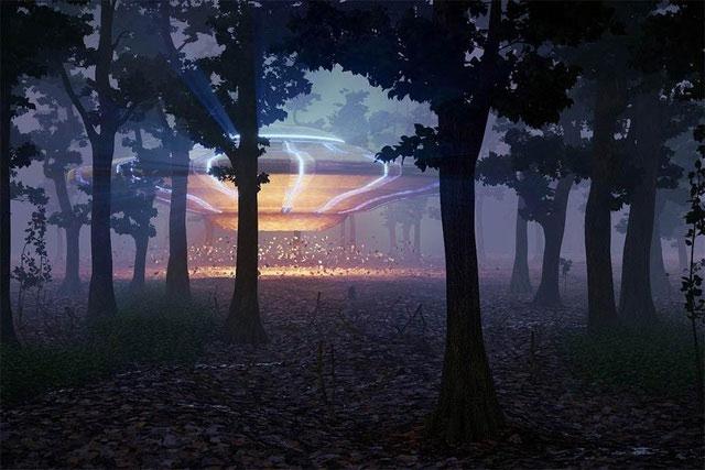 Sự kiện UFO trong rừng Rendlesham dường như không thể giải quyết được.