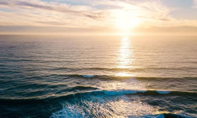 Nhiệt độ Đại Tây Dương tăng cao trong vài thập kỷ qua.