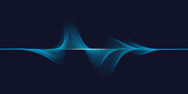 Âm thanh là một thứ sóng được truyền trong vật chất nhờ hạt tương tác nhau