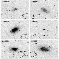 Các nhà thiên văn học xác định khoảng cách của 18 thiên hà lùn mới