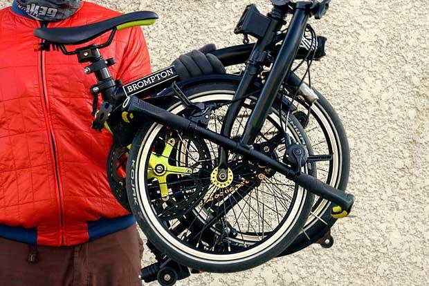 Xe đạp Brompton