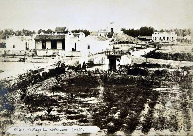 Khu ấp Thái Hà của quan Kinh lược sứ Hoàng Cao Khải (1850–1933)