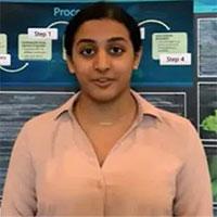Nữ sinh 14 tuổi tại Mỹ phát hiện phương pháp chữa Covid-19 tiềm năng