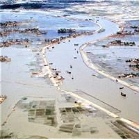 9 trận lũ lụt chết chóc nhất mà lịch sử biết đến
