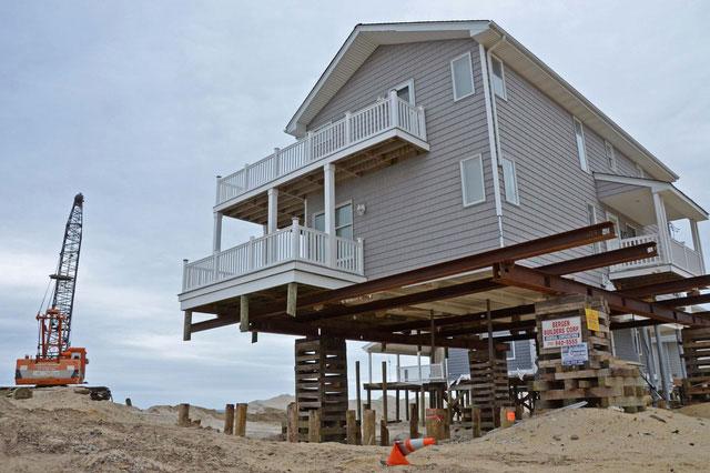 Ưu điểm của nó là dễ dàng và tiện lợi khi ngay cả nhà tre gỗ cũng có thể áp dựng.