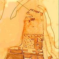 2 thầy trò sử dụng thuật toán để biến bản đồ từ thời cổ đại thành hình chụp rõ nét như bản đồ vệ tinh