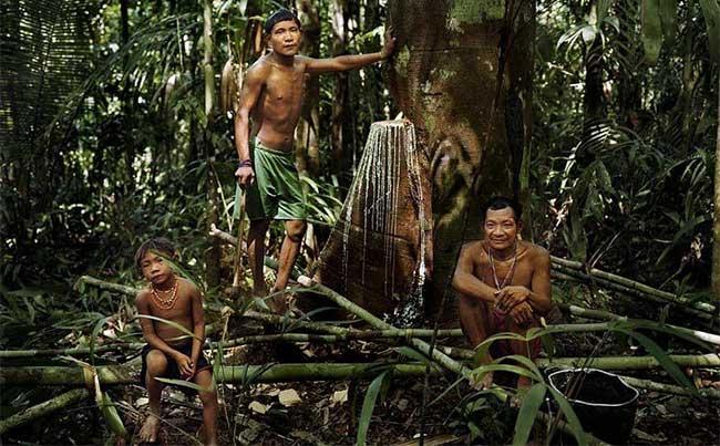 Bộ tộc Pirahã còn được coi là bộ lạc hạnh phúc nhất thế giới.