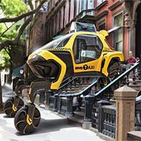 """Được truyền cảm hứng từ """"Transformer"""", Huyndai chế xe ô tô biết biến hình thành cỗ máy đi bộ"""